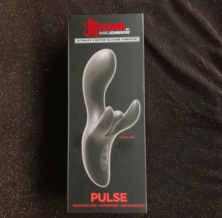 Kink Pulse packaging